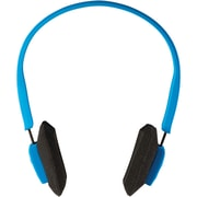 Outdoor Tech DJ Slims OT1101 Wireless Bluetooth Headphones, Blue