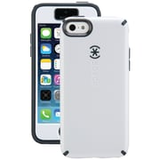 Speck iPhone 5c SPK-A2497 CandyShell Case with FacePlate, White & Charcoal