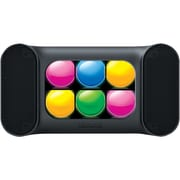 Isound Mini ISOUND-5379 Dancing Lights Bluetooth Speaker, Black