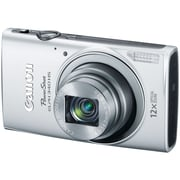 Canon PowerShot ELPH 340 HS 16MP, Digital Camera 9347B001 Silver