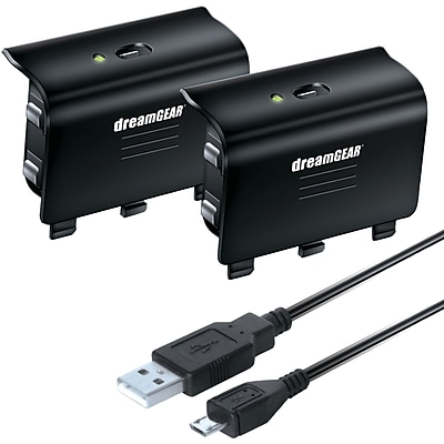 Dreamgear DRMXB16608 Charge Kit for Xbox One 1104794