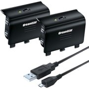 Dreamgear DRMXB16608 Charge Kit for Xbox One