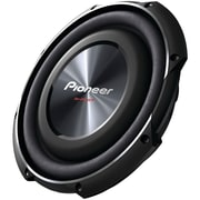 "Pioneer TS-SW2502S4 10"" 1200 W Shallow-Mount Subwoofer"