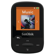 SanDisk Clip Sport SDMX24-004G-A46K 4GB MP3 Player, Black