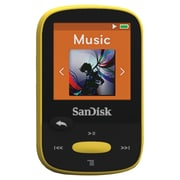 Sandisk Clip Sport SDMX24-004G-A46Y MP3 Player, Yellow