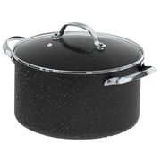 Starfrit® The Rock 6-quart Stockpot/casserole With Glass Lid
