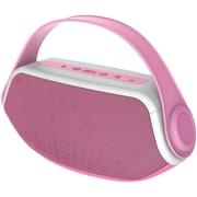 Sylvania Bluetooth SP233 PINK Boom Box, Pink
