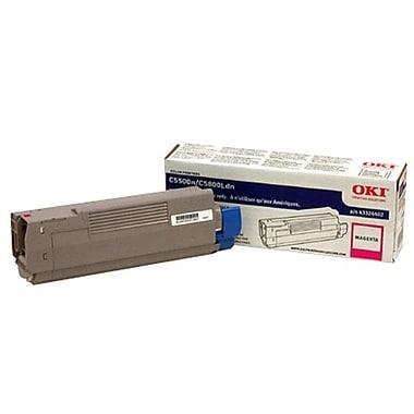 Okidata 43324402 Magenta Toner Cartridge, Type C8
