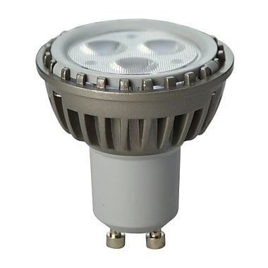 Can-Bramar Dimmable LED Lamp Replaces 35W Halogen, 350 Lumens, Warm White, 10/Case