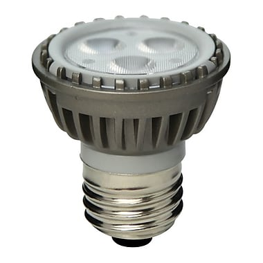 Can-Bramar Dimmable HR16 LED Bulb, 350 Lumens, Warm White
