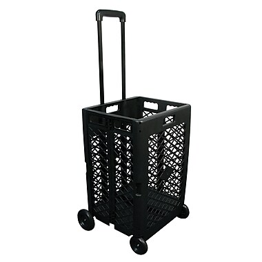 Olympia Tools Plastic Mesh Rolling Cart