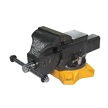 Olympia Tools Steel Mechanic'S Bench Vise, 4