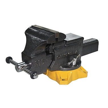 Olympia Tools Steel Mechanic'S Bench Vise, 6