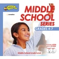 Cerebellum Lesson Booster Middle School 6 Program Series DVD