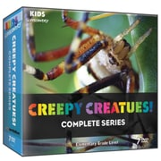 Cerebellum Kids At Discovery Creepy Creatures Superpack DVD
