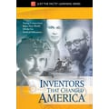 Cerebellum Just The Facts: Inventors That Changed America DVD