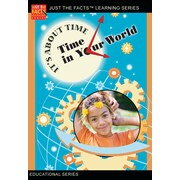 Cerebellum Just The Facts: It's About Time: Time In Your World DVD