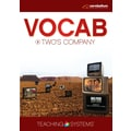 Cerebellum Teaching Systems Vocabulary Module 3: Two's Company DVD