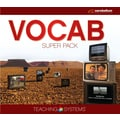 Cerebellum Teaching Systems Vocabulary Superpack DVD