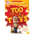 Scholastic Too Many Toys... and More Stories About Problem Solving DVD