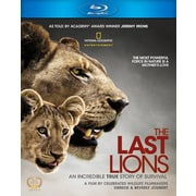Virgil Entertainment The Last Lions Blu-Ray Disc