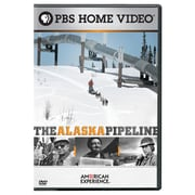 PBS® American Experience: The Alaska Pipeline DVD