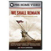 PBS® American Experience: We Shall Remain DVD
