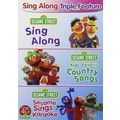 Warner Home Video Sesame Street: Sing-Along Fun Pack DVD