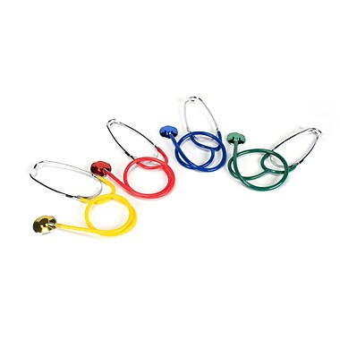 American Educational Products® 4 Piece Stethoscope Set, Grades PreK - 12