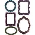 Ashley Magnetic Frames, White Dots on Black