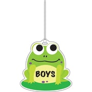 Ashley Frog Boys Hall Pass, 3 3/4""