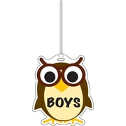 Ashley Owl Boys Hall Pass, 3 3/4""