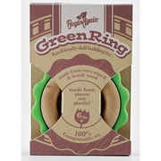 BeginAgain Green Ring Teething Toy, Grades Infant - K