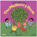 Childs Play® in.Here We Go Round The Mulberry Bushin. Classic Book With Holes