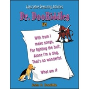 Critical Thinking Press™ Dr. DooRiddles B1 Book, Grades 4 - 7