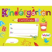 Creative Teaching Press® Kindergarten Certificate Award