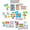 Creative Teaching Press® Bulletin Board Set, Healthy Habits