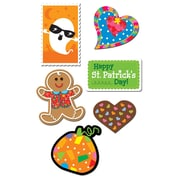 Creative Teaching Press® Holiday Sticker Variety Pack