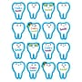Creative Teaching Press® I Lost a Tooth! Sticker