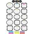 Creative Teaching Press® Mini Bulletin Board Set, BW Classroom Jobs
