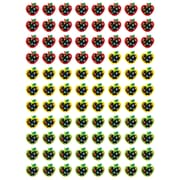 Creative Teaching Press® Dots On Black Apples Hot Spots Sticker