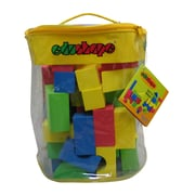 Edushape® 80 Piece EduColor Blocks