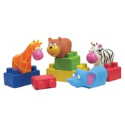 Edushape® Mini Soft EduAnimals, 2 1/2 x 2