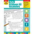 Evan-Moor® in.Daily Academic Vocabularyin. Grade 4 Teacher's Edition Book, Vocabulary Skills