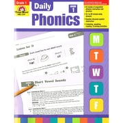 "Evan-Moor® ""Daily Phonics"" Grade 1 Book, Language Arts/Reading"