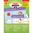 Evan-Moor EMC3072 Take It To Your Seat Common Core Math Centers Book, Grade 2