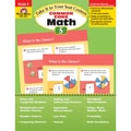 Evan-Moor® Take It To Your Seat: Common Core Math Centers Book, Grades 5