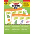 Evan-Moor® Take It To Your Seat: Common Core Math Centers Book, Grades 6