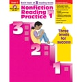 Evan-Moor® Nonfiction Reading Practice Teacher Resource Book, Grades 1