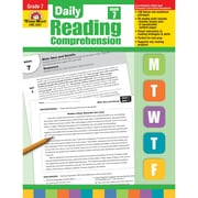"Evan-Moor® ""Daily Reading Comprehension"" Grade 7 Teacher's Edition Book, Language Arts/Reading"
